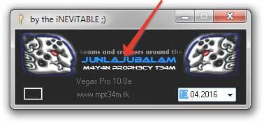 Код активация и установка Sony Vegas Pro 10