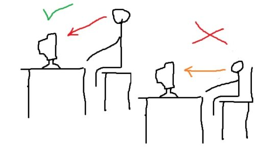 Упражнения и зарядка для глаз при работе с компьютером
